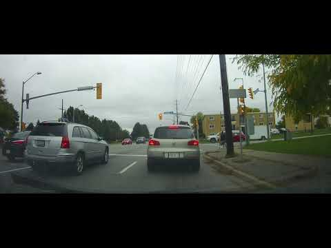Driving Around Brockville, Ontario - Canada
