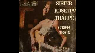 Rosetta Tharpe How About You