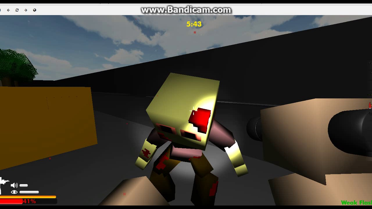 Майнкрафт зомби блоки с читами