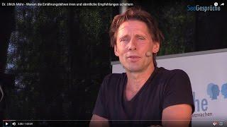 Dr. med. Ulrich Mohr - Warum die Ernährungslehren irren und sämtliche Empfehlungen scheitern müssen