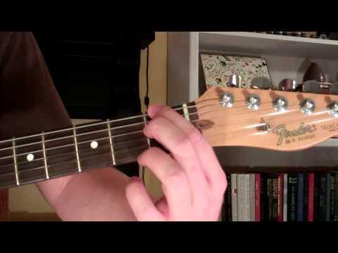 F9 Guitar Chord | ChordsScales