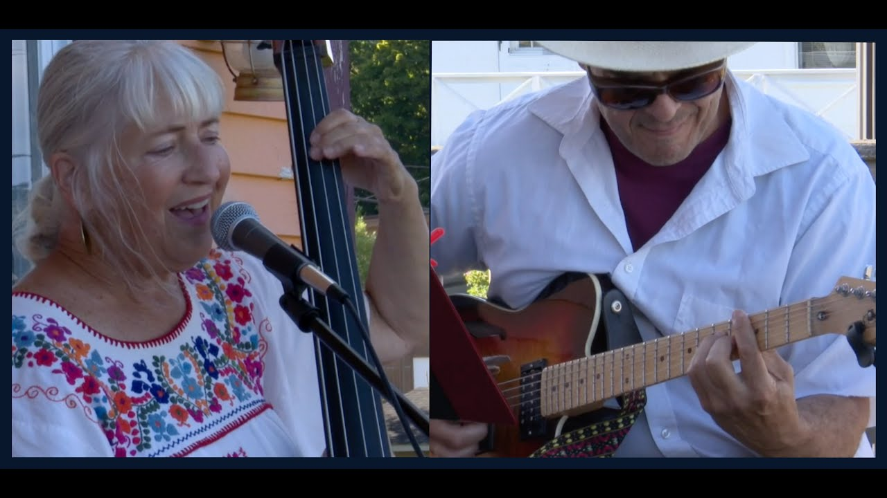 Music on the Deck: The Basslady and Robert Sanchez