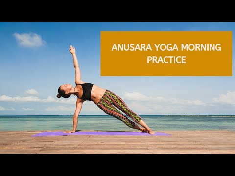 Anusara Yoga Morning Practice With Jennifer Harbour Youtube