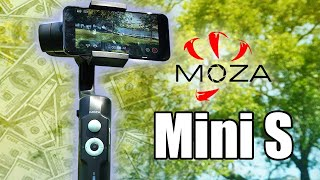Best VALUE Gimbal in the Market - New Moza MIni S In-Depth Week Review