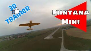 Funtana Mini 3D RC airplane | RcFlyAddict