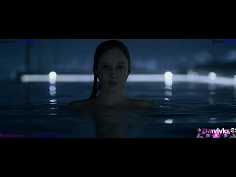 Поцелуй в Бассейне ... отрывок из фильма (Обливион/Oblivion)2013