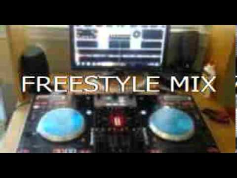 COOL FREESTYLE MIX BY D J ALEX SENSATION COLOMBIA