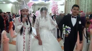 свадьба нуржамал&жоробек 08.12.2017