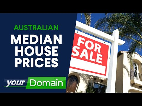 Median House Prices In Each Capital City | Your Domain