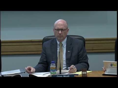 JCCC Board of Trustees Meeting for April 20, 2017
