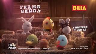 Farma Banda – posbírej všechny ...