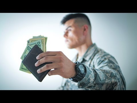 Military Pay INCREASED | Air Force Gets Paid More