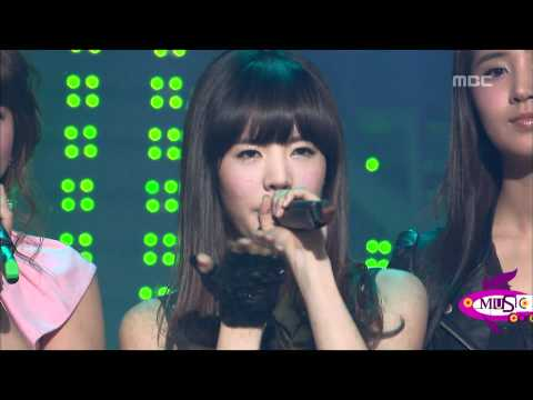 Opening, 오프닝, Music Core 20090131