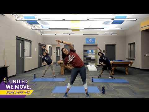 Boys & Girls Club Lead Planet Fitness #UnitedWeMove Workout