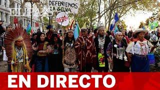 DIRECTO MADRID | #GRETA THUNBERG se une a miles de jóvenes en la #MARCHAPORELCLIMA