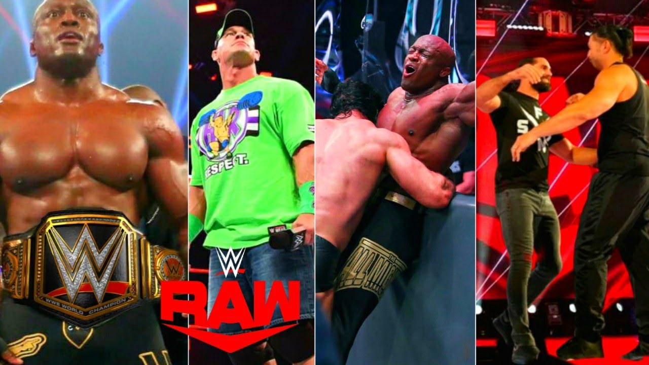 WWE Raw 1st March 2021 Highlights | Drew Returns & attacks* lashley | Lashley Wins WWE Title | Roman