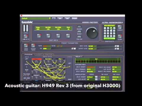 Eventide H3000 Factory (Native) - Overview