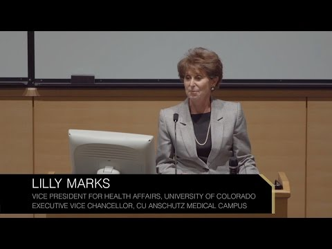 University of Colorado Anschutz 2014 State of the Campus Address