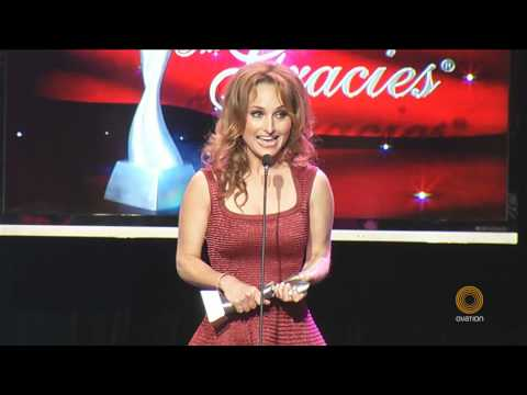 The Gracies 2012- Alliance for Women in Media Foundation