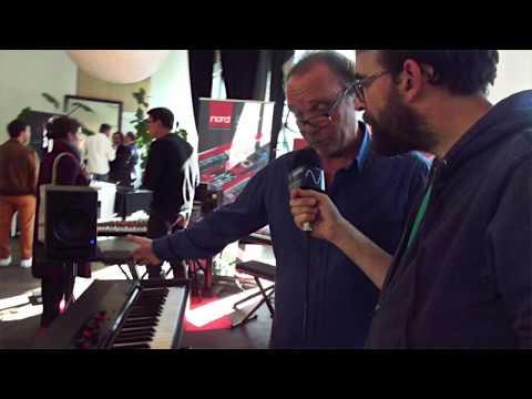 Korg Grandstage @ Les rendez-vous du piano numérique