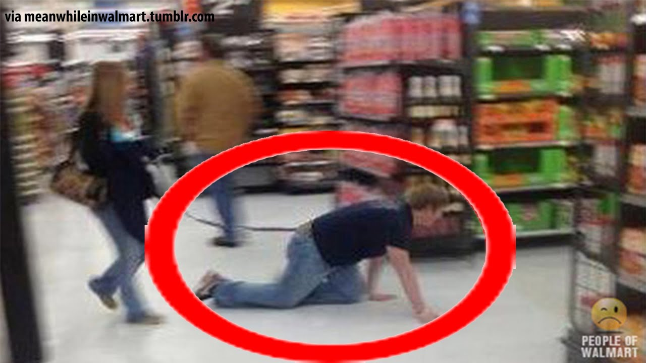 Top  Weird Things Happening Only At Walmart
