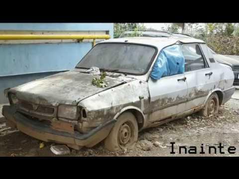 Dacia 1310 Restaurare Photoshop CS6