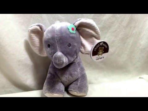 Carter's Musical Elephant
