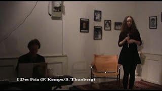 Karin Boye-jubileum 2012 (concert) - Sabina Gutheim