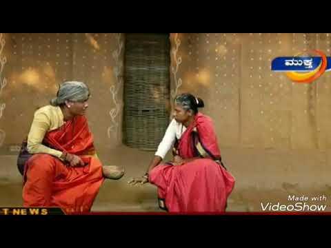 Kundapura kannada comedy😂😂||Muktha tv||