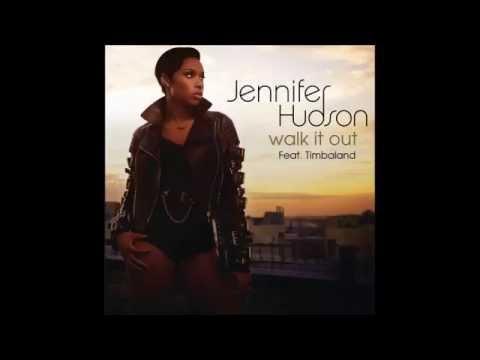 Jennifer Hudson - Walk it out feat. Timbaland [LYRICS]