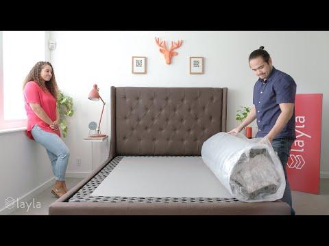 Layla Sleep® - Mattress Unboxing