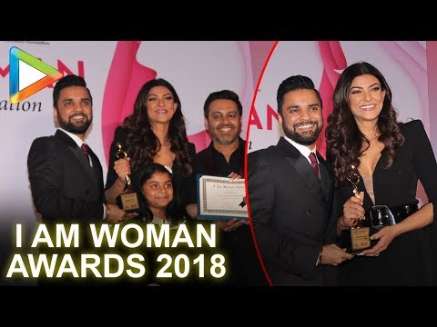 I Am Woman - Sushmita Sen And women Achievers To Get Award | Karan Gupta Host | 2018 | Part 2