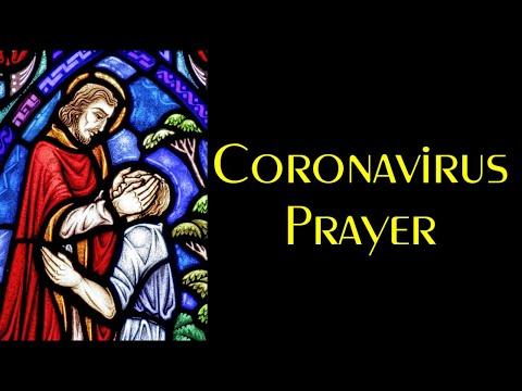 Coronavirus Prayer