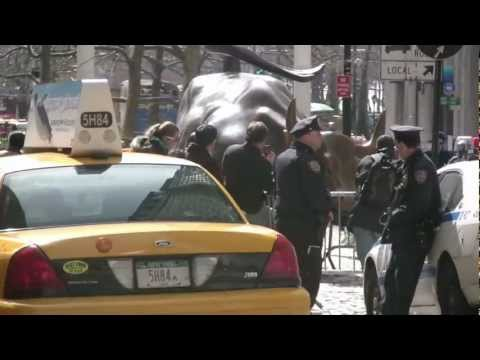 CAGING OF CHARGING BULL CONTINUES