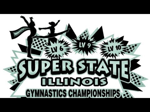 2018 Illinois Level 10 Gymnastics State Meet (Seniors)