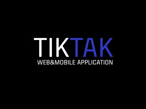 Tik-Tak Application [About]