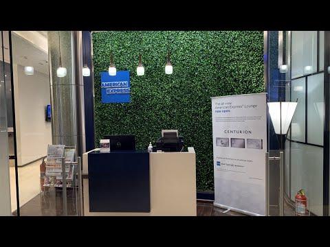 Lounge Review - American Express Lounge Mumbai Domestic Terminal T2