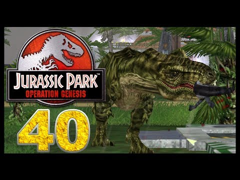 Jurassic Park: Operation Genesis - Episode 40 - Total Destruction