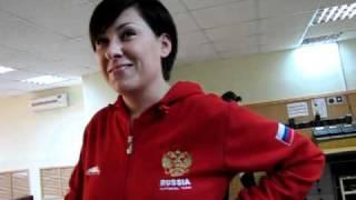 Кира Климова - лучший стрелок