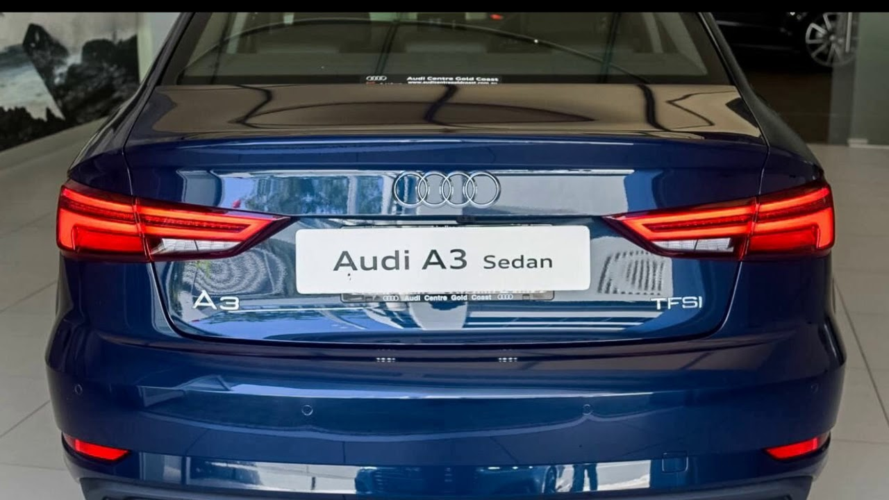 2016 Audi A3 8v My17 S Tronic Cosmic Blue 7 Speed Sports Automatic