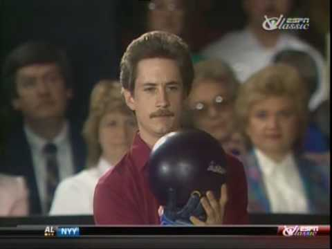1987 Pete Weber vs Mike Aulby Part 1