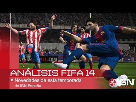 Novedades de FIFA 14 - Análisis en IGN España