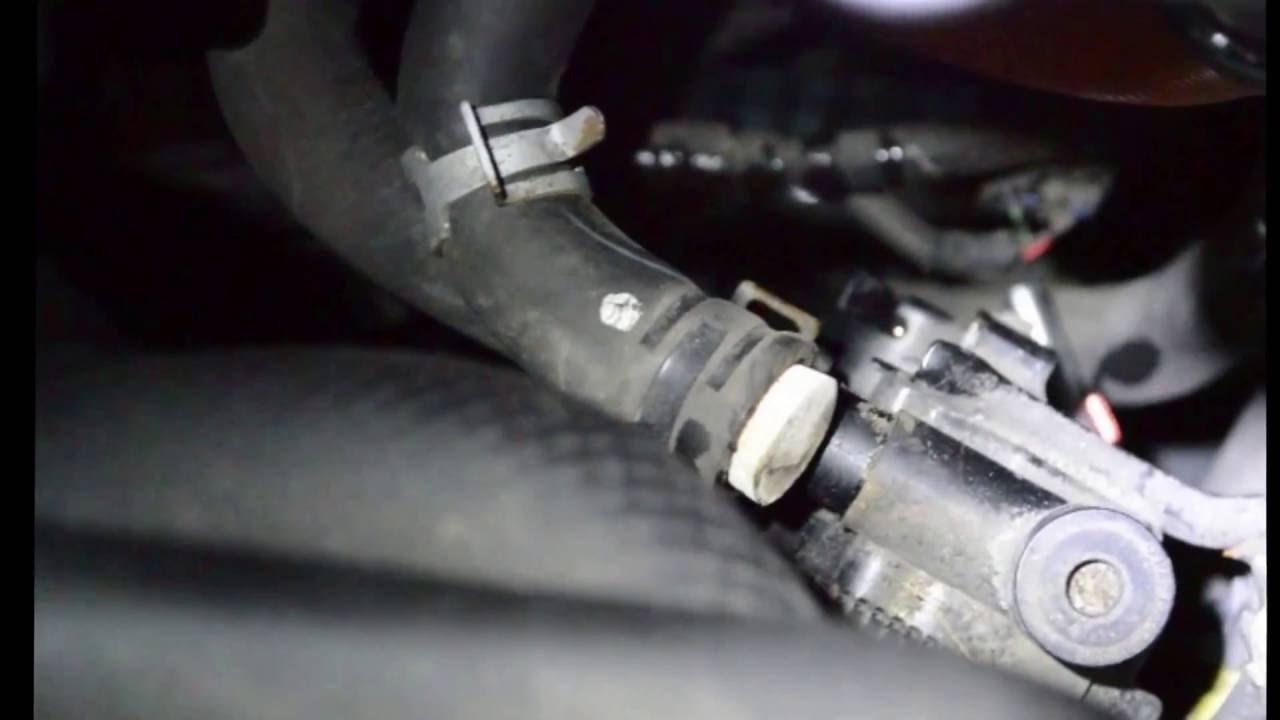 lexus es 300 engine diagram 2006 toyota prius p1121 coolant valve repair youtube  2006 toyota prius p1121 coolant valve repair youtube