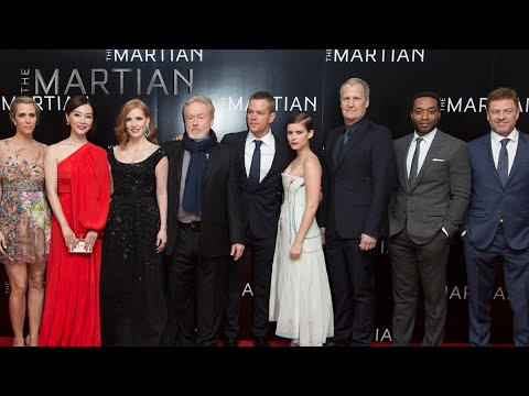 The Martian | Premiere from London [HD] | 20th Century FOX