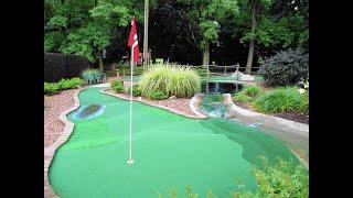 Создание гольф-полей на загородных участках
