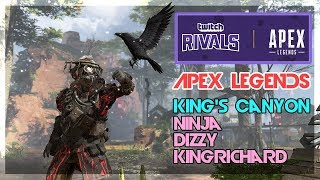 $50,000 🥊Twitch Rivals Apex Legends🥊  Team Kings Canyon