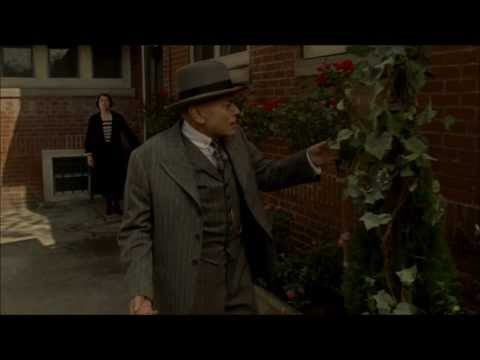 Boardwalk Empire - Johnny Torrio Gets Shot