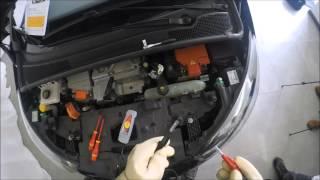 IFFEN - Habilitation voiture électrique - Renault Zoé