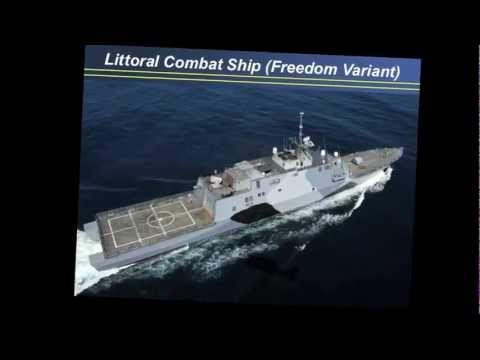 CNO at McAleese/Credit Suisse: Littoral Combat Ship