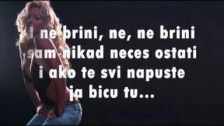 Natasa Bekvalac - Ne brini (+TEKST)